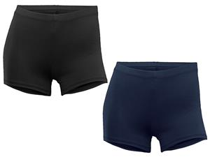 Soffe Juniors Solid Color Compression Shorts