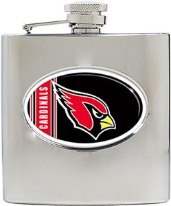 NFL Arizona Cardinals 6oz Stainless Steel Flask