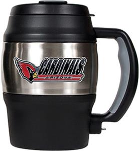 NFL Arizona Cardinals Mini Jug w/Bottle Opener