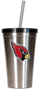 NFL Arizona Cardinals 16oz Tumbler with Straw