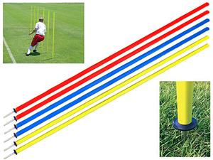 Soccer Innovations Speed & Agility Pole Set