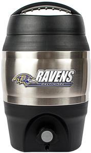 NFL Baltimore Ravens 1 gal Tailgate Jug
