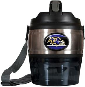NFL Baltimore Ravens 80oz. Grub Jug