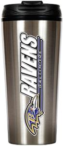 NFL Baltimore Ravens 16oz Travel Tumbler