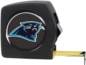 NFL Carolina Panthers 25' Tape Measure with Logo