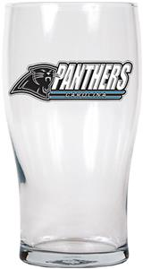 NFL Carolina Panthers 20oz Pub Glass