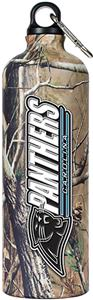 NFL Carolina Panthers 32oz RealTree Water Bottle