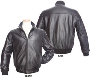 Burk's Bay Urban Lamb Leather Jacket