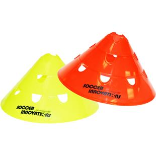 "Soccer Innovations 12"" Uni-Cone Pro Saucer Sets"