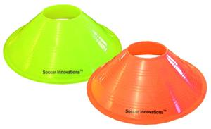 "Soccer Innovations 8"" Disc Cone Sets"
