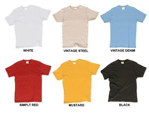 J America Vintage SLUB T-Shirts