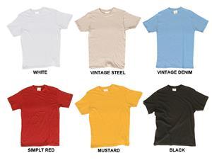 J America Vintage SLUB T-Shirts