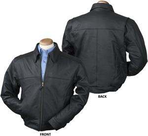 Burk's Bay Superior Napa Leather Jacket