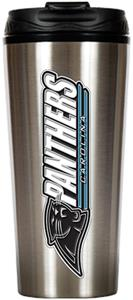 NFL Carolina Panthers 16oz Travel Tumbler