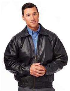 Burk&#39;s Bay Lamb Classic Leather Jacket