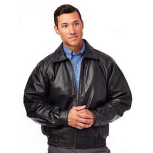 Burk's Bay Lamb Classic Leather Jacket