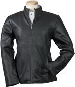 Burk's Bay Ladies' Premium Lamb Leather Jacket