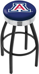 University of Arizona Ribbed Ring Bar Stool