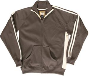 J America Vintage Poly Fleece Track Jackets