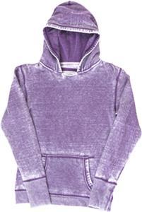 J America Ladies Soft Zen Pullover Hoodie