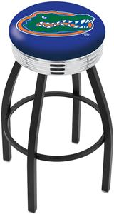 University of Florida Ribbed Ring Bar Stool