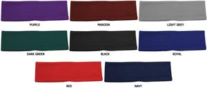 OC Sports Fleece Headband with Wicking Lining
