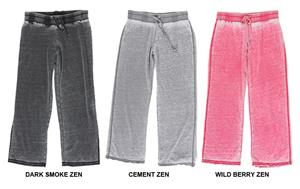 J America Womens Vanity Zen Pants