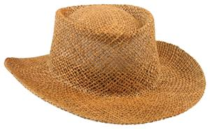 OC Sports Gambler Straw Hat