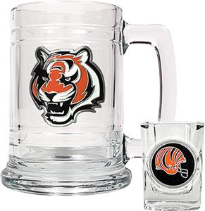 NFL Cincinnati Bengals Boilermaker Gift Set
