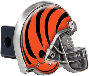 NFL Cincinnati Bengals Helmet Trailer Hitch Cover