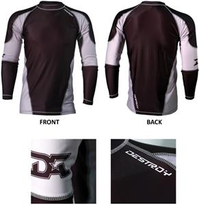 Destroy Athletics Bring Da Heat Rashguard