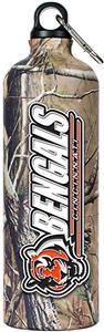NFL Cincinnati Bengals 32oz RealTree Water Bottle