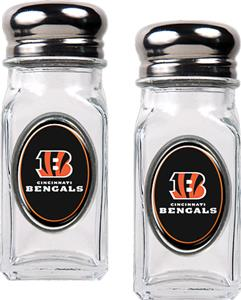 NFL Cincinnati Bengals Salt and Pepper Shaker Set