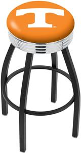 University of Tennessee Ribbed Ring Bar Stool