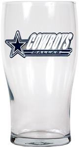NFL Dallas Cowboys 20oz Pub Glass