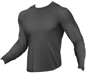 WSI Sports Microtech Loose Long Sleeve Shirt