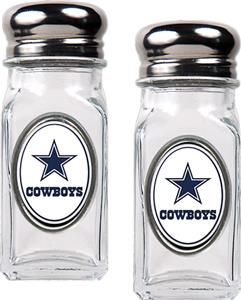 NFL Dallas Cowboys Salt and Pepper Shaker Set