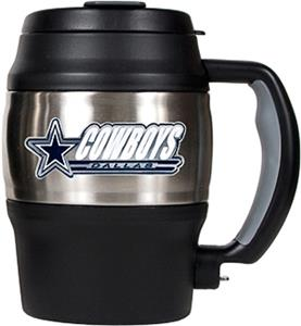 NFL Dallas Cowboys Mini Jug w/Bottle Opener