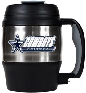 NFL Dallas Cowboys 52oz Macho Travel Mug