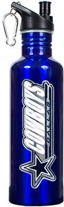 NFL Dallas Cowboys Blue Stainless Water Bottle