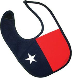 ROCKPOINT Texas Baby Bib