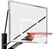 Porter Championship Rigid-Arm Basketball System