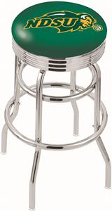 North Dakota State Univ Ribbed Double-Ring Stool