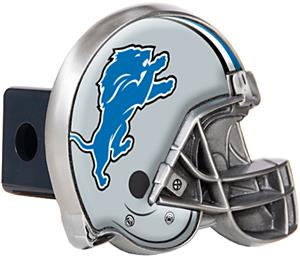NFL Detroit Lions Helmet Trailer Hitch Cover