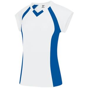 High Five Women's Axiom Volleyball Jersey-Closeout