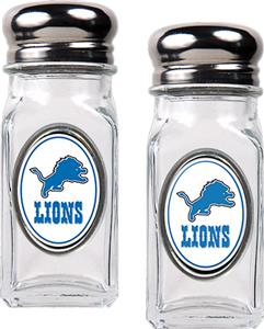 NFL Detroit Lions Salt and Pepper Shaker Set