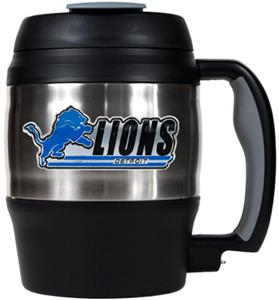 NFL Detroit Lions 52oz Macho Travel Mug