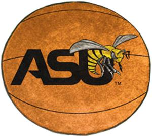 Fan Mats Alabama State University Basketball Mat
