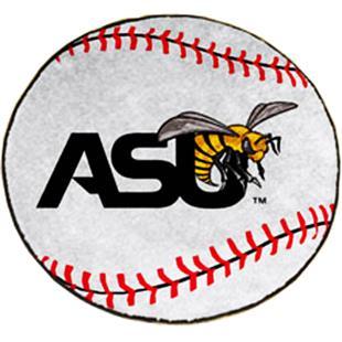 Fan Mats Alabama State University Baseball Mat