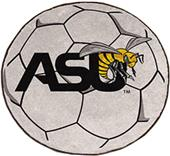 Fan Mats Alabama State University Soccer Ball Mat